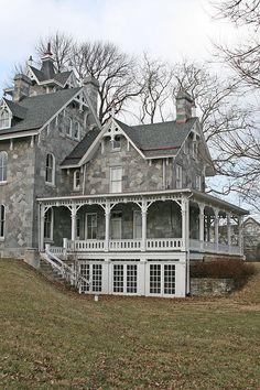 Stone Victorian