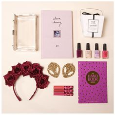 Gifts for her flatlay perfection. Health And Beauty, Gifts For Her