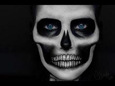 Black Widow Spider Costume Ideas | Maquillaje Halloween Para Niños Calavera Mexicana - AgaClip - Make ...