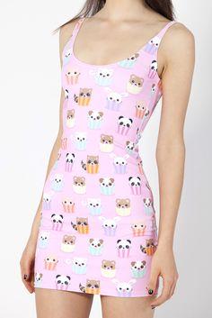 Kawaii Pink Dress BMC