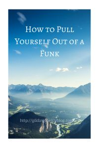 Funks happen to all of us, and those of us prone to cynicism are even more vulnerable it seems. The world is insane and the news confirms our greatest fears on a daily basis. For the rest of us, I've compiled a list of steps to take in an effort to pull yourself out of a funk.