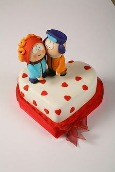 south park by Fatma Ozmen Metinel Cake Designer, via Flickr