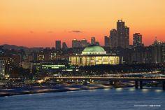 국회의사당, The National Assembly Building, Seoul, South Korea