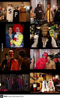 HIMYM Halloween