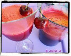 Koktajl warzywno-owocowy - Vegetable And Fruit Drink - Spremuta di mele, carote e rape rosse