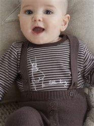 Conjunto de 2 prendas recién nacido niño
