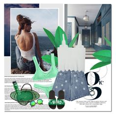 """The jungle"" by undici ❤ liked on Polyvore featuring Baku, iSlide, Sensi Studio and Lifefactory"
