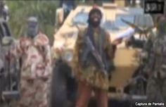 Boko Haram negocia liberar niñas secuestradas