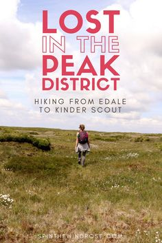 The Peak District is full of incredible scenery and one of the best hikes to do in the area goes from Edale to Kinder Scout. Uk Destinations, Hiking Europe, Travel Guides, Travel Tips, Travel Uk, Travel Europe, Hiking Tips, Best Hikes, Travel Scrapbook