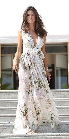 015db8ac4 77 imágenes increíbles de Vestidos estampados