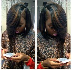 Length hairstyles medium women black bob for