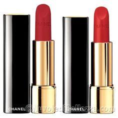 Chanel Trucco Autunno 2016 Le Rouge - Nuvole di Bellezza