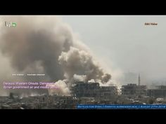 Guerra na Síria - Acordo de rendição em Daraia - 27.08.2016