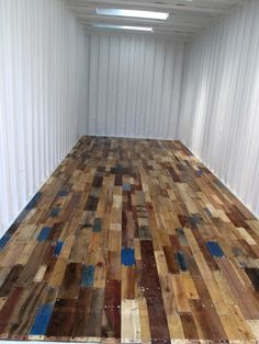 When I get my container this is inspiration for flooring.....some day