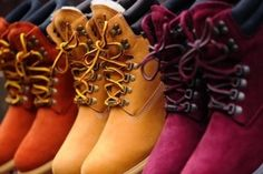 Timberland for Ronnie Fieg