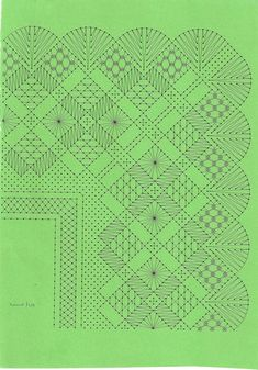 1 of 2 Yarn Crafts, Diy And Crafts, Bobbin Lacemaking, Bobbin Lace Patterns, Lace Making, Free Knitting, Doilies, Needlework, Free Pattern