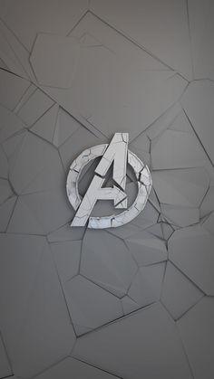 Avengers simple wallpaper