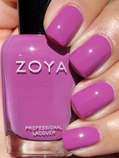 KellieGonzo: Zoya Summer 2016 Sunsets Collection Swatches & Review