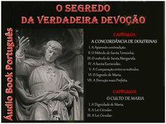 CAPÍTULO I, e II - O SEGREDO DA VERDADEIRA  PARA COM A SANTÍSSIMA VIRGEM...