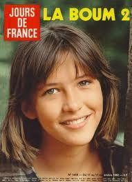 Resultado de imagem para Atriz francesa Sophie Marceau La Boum 2 (1982),