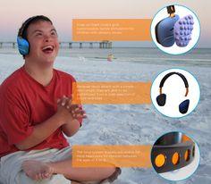 Tend - Auditory Transition Device by Mitch Soper