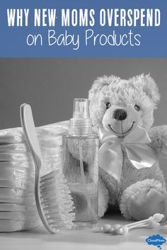 It's SO easy overspend on new baby products. I've gone overboard and bought things I didn't need. Find out how to NOT overspend and what to buy for your baby!