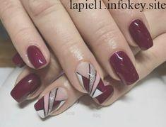 Nail Arts Fashion Designs Colors and Style Elegant Nails, Classy Nails, Simple Nails, Cute Nails, Pretty Nails, Stylish Nails, Latest Nail Art, Trendy Nail Art, Plaid Nails