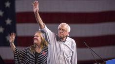 Bernie Sanders Is Now Leading in New Hampshire   Mother Jones