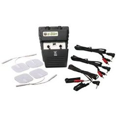 Zeus Electro Beginners E-stim Kit    Price: $140.18        Zeus electro beginners E-stim kit is the perfect package to get started in electrosex. It's simple, portable, and comes with all the attachments one needs to start. It's easy to adjust the pulse amplitude, rate, and intensity with the dials. It has two outputs, each capable of different intensities.               http://www.amazon.com/dp/B001ASZT5C/?tag=pintr105-20