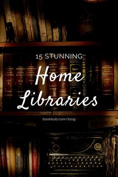 These beautiful small home libraries prove that you don't have to have a large space dedicated to your books in order to make a big impact. #books #homelibrary #smallspaces Small Home Libraries, Reading Nook Kids, Beautiful Small Homes, Nook Ideas, Book Nooks, Great Books, Bookshelves, Book Art, Sweet Home