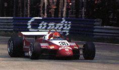 Après la période préparation dont deux GP (Belgique et France) avec la 179 qui a déjà deux ans, c'est le véritable départ à partir du GP d'Italie 1979 avec deux voitures de marque Alfa Roméo sur la grille de départ n°35 Bruno Giacomelli Alfa 179 -GP d'Italie 1979