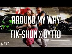 Fik-Shun & Dytto | The Handshake | #AroundMyWay #Entry - YouTube