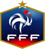 FFF France National Team Soccer Football Car Bumper Sticker Decal x Fifa, James Rodriguez, Antoine Griezmann, Manchester City, Neymar, France National Team, Pogba, International Soccer, National Football Teams
