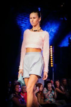 NLM Design @ NIGHTWALK 2014  The Arches, Glasgow  #fashion #events #catwalk