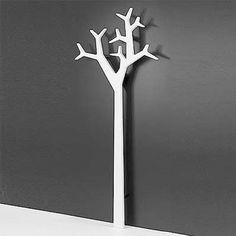 Michael Young and Katrin Petursdottir Tree Coat Hanger
