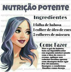Como fazer o cabelo crescer How To Make Hair, Make Up, Coco, Your Hair, Curly Hair Styles, Piercings, Hair Care, Beauty Hacks, Hair Beauty