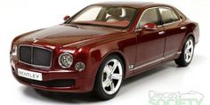 Bentley Mulsanne Speed (Kyosho) 1:18