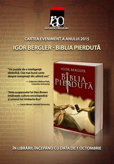 Biblia pierduta (2)