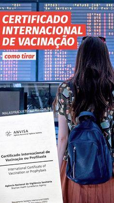 Certificado Internacional de Vacinação: 133 destinos exigem o documento para a entrada de brasileiros em seu território. A vacina de febre amarela tornou-se item obrigatório no checklist de viajantes brasileiros. Saiba mais! #viajar #viagem #africa