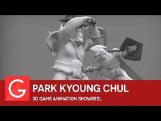 Park Kyoung Chul - 3D Game Animation Showreel - YouTube