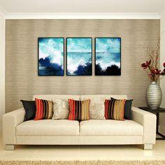 Cool Coast Framed Giclee Prints