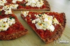 Mizza margarita: http://mizza-margarita.recetascomidas.com/ - #recetas #recipes #pizzas
