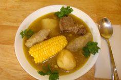 Sancocho (Ecuador) (recipe)