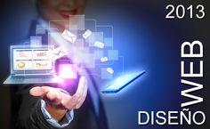 Las principales tendencias del diseño web 2013