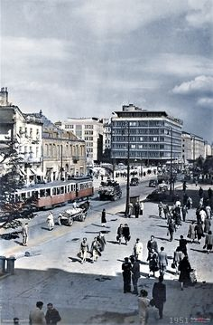 Old Street, Interesting Buildings, Warsaw, Great Britain, Homeland, Old Photos, Dolores Park, The Past, Scenery