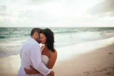 romance session | punta cana rock the dress {Jessica + Philippe}