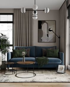 Sofa, Couch, Living Room Designs, Home Office, House Design, Bedroom, Projects, Furniture, Home Decor