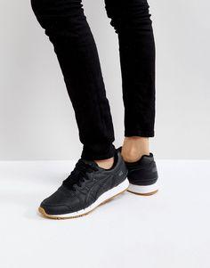 a069b02a5e9f ASICS GEL-MOVIMENTUM SNEAKERS IN BLACK - BLACK.  asics  shoes   Asics