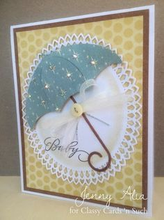 Spellbinder cards on Pinterest | Ribbon Banner, Anna Griffin and ...