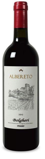 Wijnvoordeel € 9,99 per fles, afname per 6 flessen - Albereto Bolgheri DOC, Geen 18, geen alcohol - OVStore.nl Discounter warenhuis vanuit het OV http://www.ovstore.nl/nl/wijnvoordeel-1299-per-fles-chateau-de-langranne-sa.html